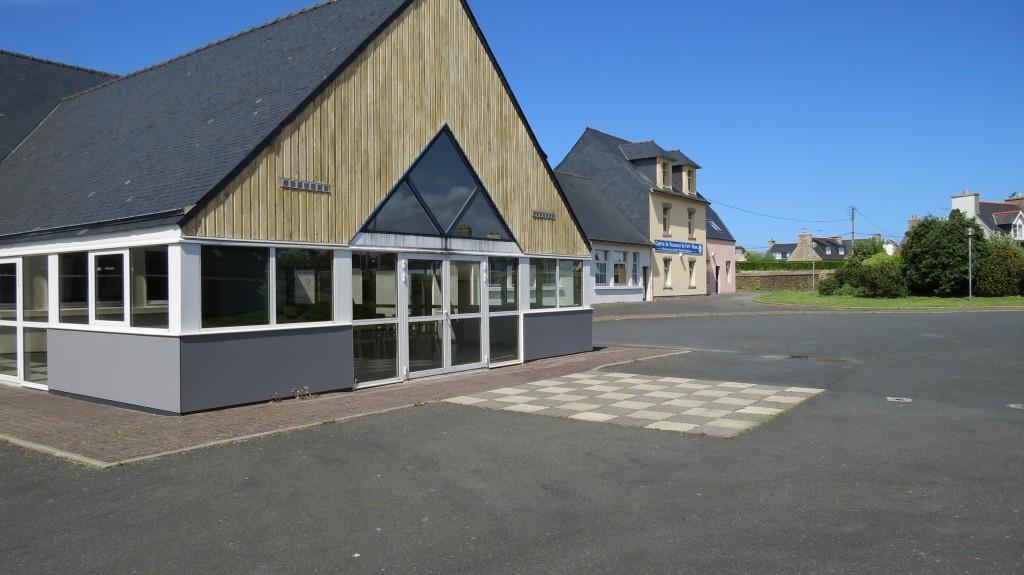 centre de vacances de Port Blanc Bretagne.JPG