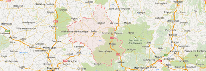 Accueil de groupe Aveyron