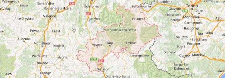 Accueil de groupe dans les Hautes Alpes