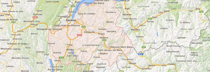 Accueil de groupe en Haute Savoie
