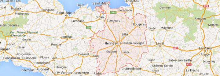 Accueil de groupe en Bretagne