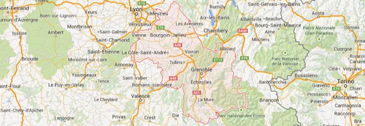 Accueil de groupe en Isère