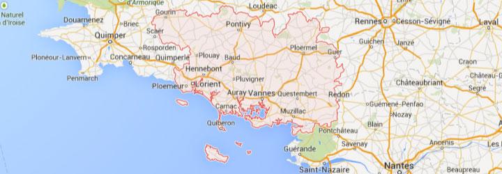 Accueil de groupe en Bretagne dans le Morbihan