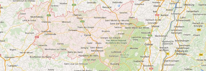 Accueil de groupe Vosges