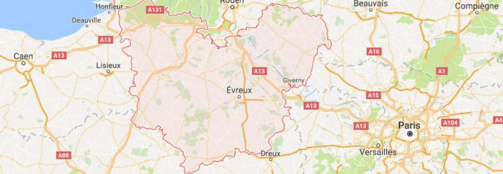 Accueil de groupe en Normandie dans l' Eure