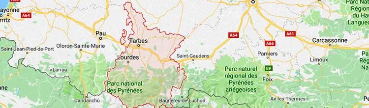 gites de groupe, grands gites,campings hotels pour groupes dans les hautes pyrenees